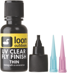 UV CLEAR FLY FINISH 1/2 OZ.