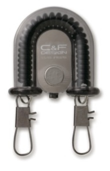 2-IN-1 RETRACTOR W/FLY CATCHER BLACK (CFA-70WF)