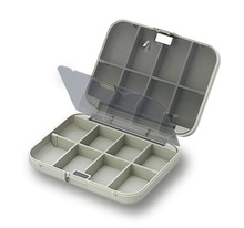 SMALL DOUBLE-SIDED COMPARTMENT FLY CASE (CF-1307)
