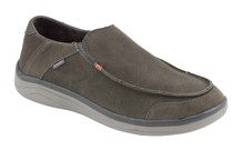 WESTSHORE LEATHER SLIP ON SHOE