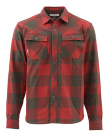 HEAVY WEIGHT FLANNEL SHIRT