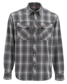 GALLATIN FLANNEL LS SHIRT