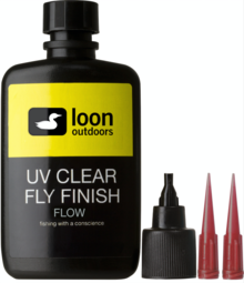 UV CLEAR FLY FINISH - FLOW (2oz)