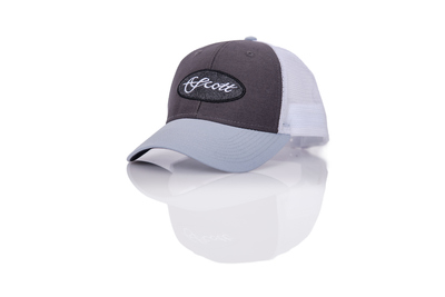 BLACK FLAT BRIM SNAP BACK