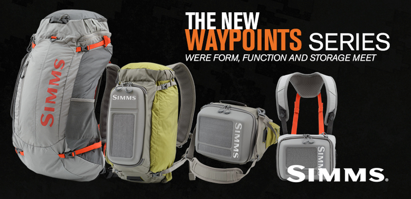 Simms' Waypoints series