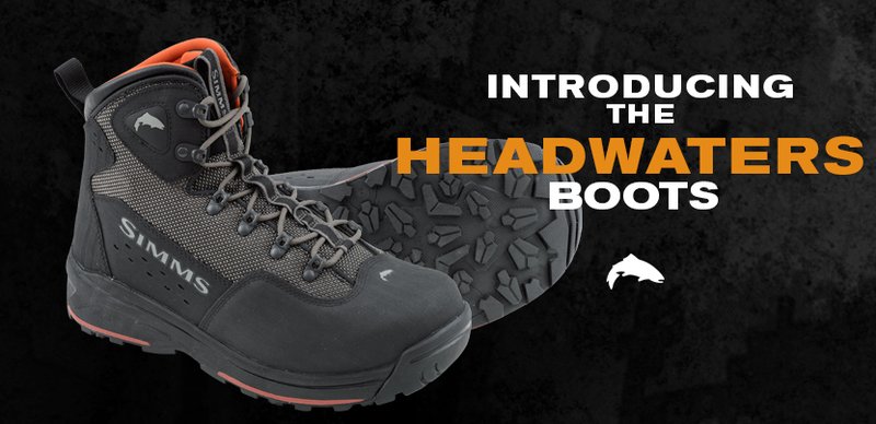 Headwaters Boots intro