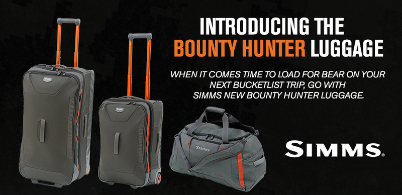 Bounty Hunter Luggage