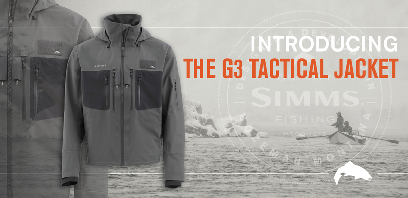 Simms G3 Tactical Jacket