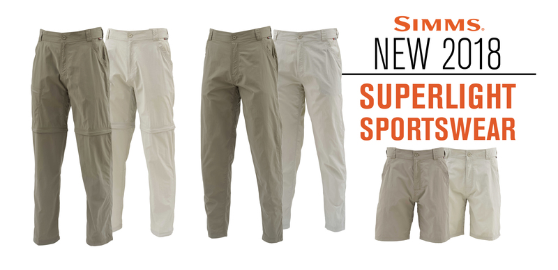 Superlight Pants and Shorts