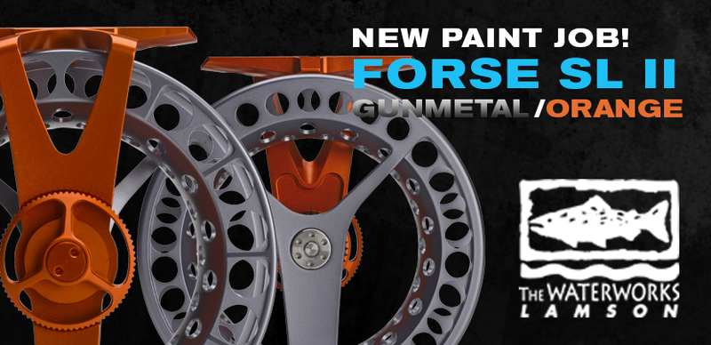 Force SL II - Gunmetal Orange