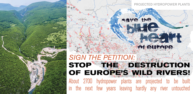 SAVE OUR STREAMS - PETITION